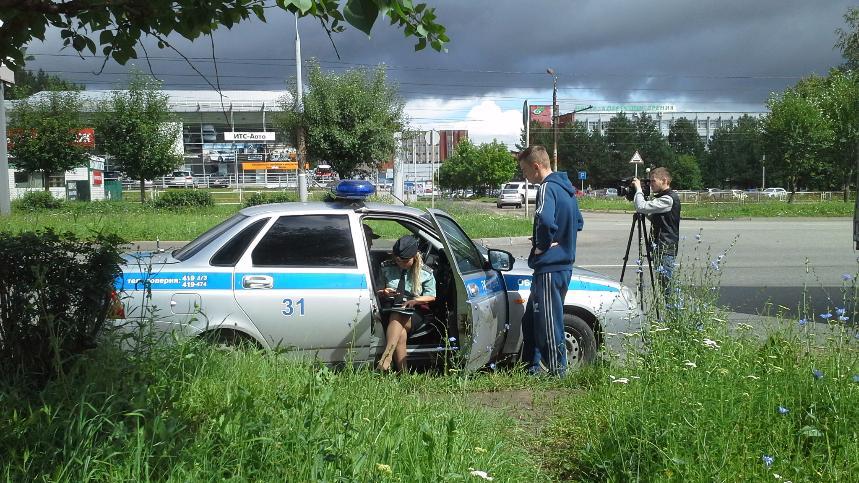 13 автомобилей арестовали судебные приставы в Ижевске